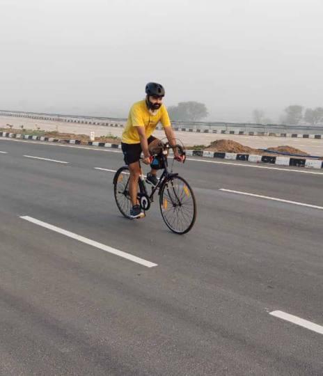 pollution free haryana