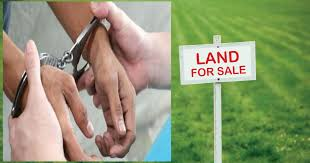 fraud sell of land 1 20 crore