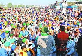 release of farmers and withdrawal of cases is include in main issues of farmers