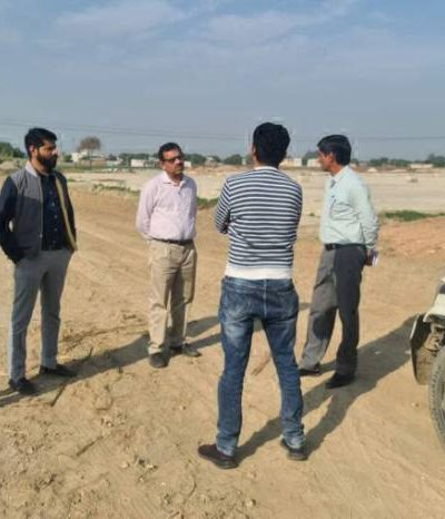 sonipat new sub yard will start in rabi season ready by march