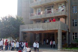 suicide by MBBS girl student khanpur gohana