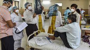 black fungus patients will be referred to medical colleges there will be 20 beds in reserve