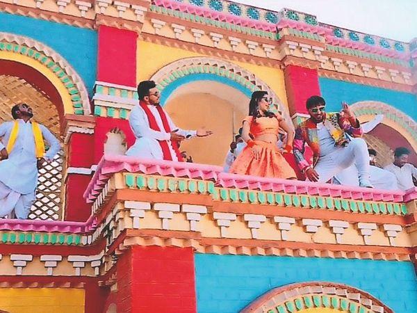 shooting of 600 songs stopped in lockdown started haryana started swinging