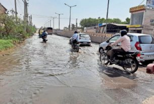 rain-started-but-40-drain-and-65-drain-cleaning-remained-irrigation-department-set-target-till-june-25-but-work-difficult