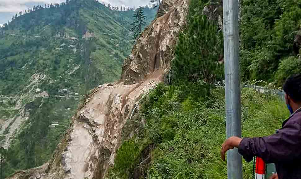 kinnaur landslide